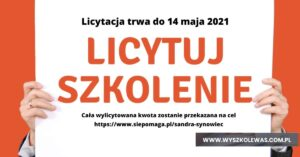 Read more about the article Licytacja Kursu Tester Oprogramowania z wyszkolewas