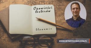 Read more about the article Opowieści testerów, Sławomir