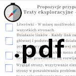 pobierz przykłady przypadków testów eksploracyjnych strony internetowej