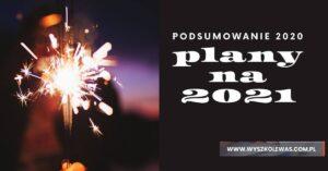 Podsumowanie 2020 i plany na 2021 rok