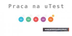 Read more about the article Praca na uTest czyli jak można zacząć testować