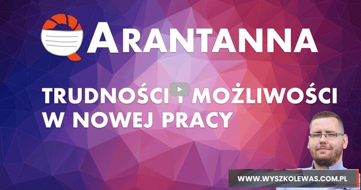 QArantanna prezentacja Waldemar Szafraniec